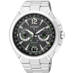 Buy Men's Citizen Watch Satellite Wave Chrono Eco-Drive CC1090-52F