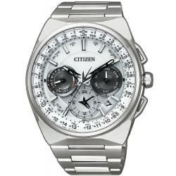 Buy Men's Citizen Watch Satellite Wave GPS F900 Eco-Drive Titanium CC9000-51A