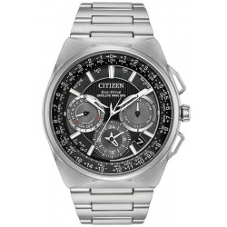 Buy Men's Citizen Watch Satellite Wave F900 GPS Eco-Drive Titanium CC9008-84E