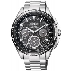 Buy Men's Citizen Watch Satellite Wave GPS F900 Eco-Drive Titanium CC9015-54E