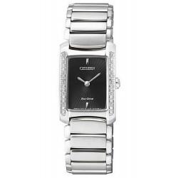Buy Women's Citizen Watch Eco-Drive EG2961-54E Diamonds