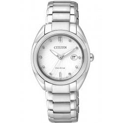 Buy Women's Citizen Watch Eco-Drive EM0310-61B Diamonds