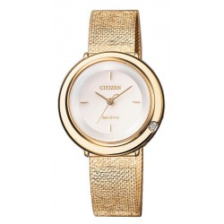 Buy Women's Citizen Watch Ambiluna Eco-Drive EM0643-84X Diamond