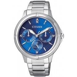 Women's Citizen Watch Eco-Drive FD2030-51L Multifunction