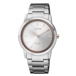 Women's Citizen Watch Super Titanium Eco-Drive FE7024-84A