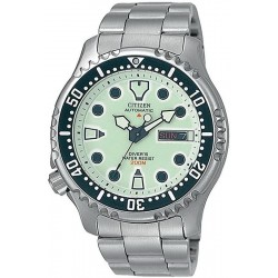 Buy Men's Citizen Watch Promaster Diver's Automatic 200M NY0040-50W