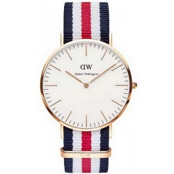 Buy Men's Daniel Wellington Watch Classic Canterbury 40MM DW00100002