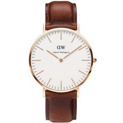 Buy Men's Daniel Wellington Watch Classic St Mawes 40MM DW00100006