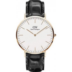 Buy Men's Daniel Wellington Watch Classic Reading 40MM DW00100014