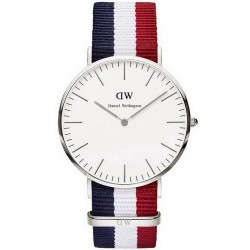 Buy Men's Daniel Wellington Watch Classic Cambridge 40MM DW00100017