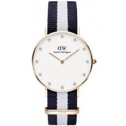 Buy Women's Daniel Wellington Watch Classic Glasgow 34MM DW00100078