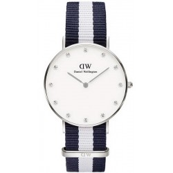 Women's Daniel Wellington Watch Classy Glasgow 34MM DW00100082