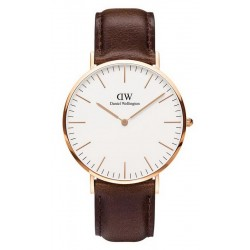 Buy Men's Daniel Wellington Watch Classic Bristol 40MM DW00100009