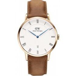 Buy Men's Daniel Wellington Watch Dapper Durham 38MM DW00100115