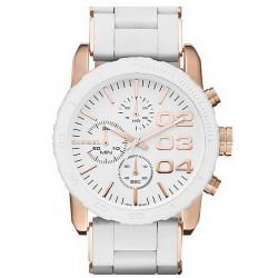 Buy Women's Diesel Watch Double Down DZ5323 Chronograph