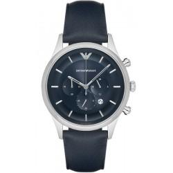 Buy Men's Emporio Armani Watch Lambda AR11018 Chronograph