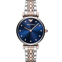 Buy Women's Emporio Armani Watch Gianni T-Bar AR11092