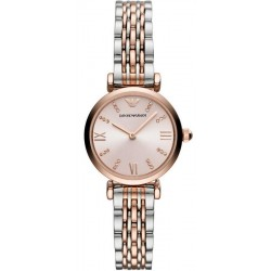 Buy Women's Emporio Armani Watch Gianni T-Bar AR11223
