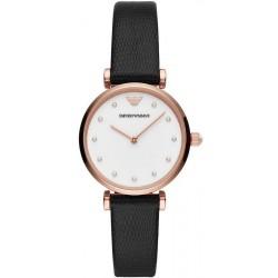 Buy Women's Emporio Armani Watch Gianni T-Bar AR11270