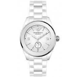 Buy Women's Emporio Armani Watch Ceramica AR1425