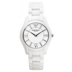 Buy Women's Emporio Armani Watch Ceramica AR1443