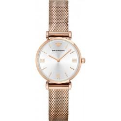Buy Women's Emporio Armani Watch Gianni T-Bar AR1956