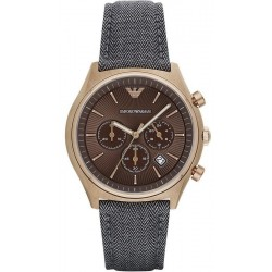 Buy Men's Emporio Armani Watch Zeta AR1976 Chronograph