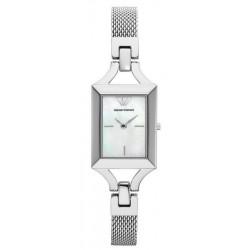 Buy Women's Emporio Armani Watch Chiara AR7374 Mother of Pearl