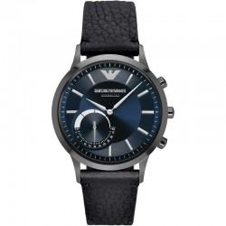 Buy Men's Emporio Armani Connected Watch Renato ART3004 Hybrid Smartwatch