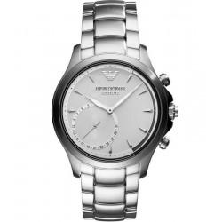 Buy Men's Emporio Armani Connected Watch Alberto ART3011 Hybrid Smartwatch