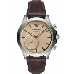 Men's Emporio Armani Connected Watch Alberto ART3014 Hybrid Smartwatch