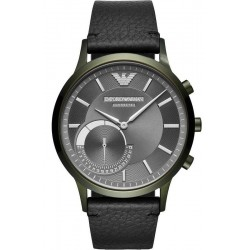 Men's Emporio Armani Connected Watch Renato ART3021 Hybrid Smartwatch