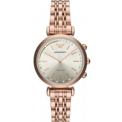 Buy Women's Emporio Armani Connected Watch Gianni T-Bar ART3026 Hybrid Smartwatch