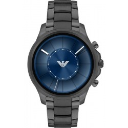 Men's Emporio Armani Connected Watch Alberto ART5005 Smartwatch