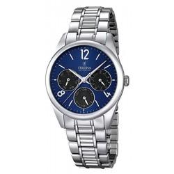 Buy Women's Festina Watch Boyfriend F16869/2 Quartz Multifunction