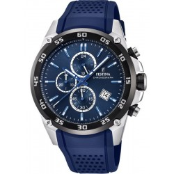 Men's Festina Watch The Originals F20330/2 Chronograph Quartz