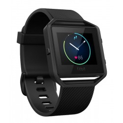 Buy Fitbit Blaze Special Edition S Smart Fitness Unisex Watch FB502GMBKS-EU