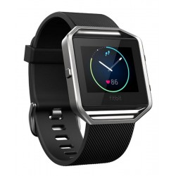 Buy Fitbit Blaze S Smart Fitness Unisex Watch FB502SBKS-EU