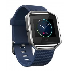 Buy Fitbit Blaze L Smart Fitness Unisex Watch FB502SBUL-EU