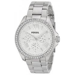 Buy Women's Fossil Watch Cecile AM4481 Quartz Multifunction