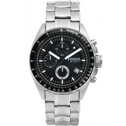 Buy Men's Fossil Watch Decker CH2600 Quartz Chronograph