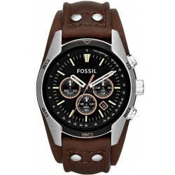 Buy Men's Fossil Watch Coachman CH2891 Quartz Chronograph