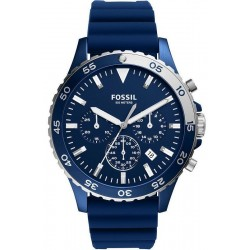 Buy Men's Fossil Watch Crewmaster CH3054 Quartz Chronograph