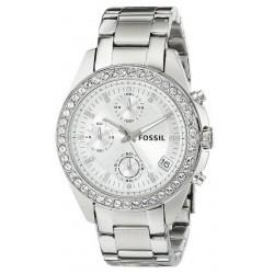 Buy Women's Fossil Watch Decker ES2681 Quartz Chronograph