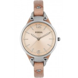 Buy Women's Fossil Watch Georgia ES2830 Quartz