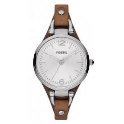 Buy Women's Fossil Watch Georgia ES3060 Quartz