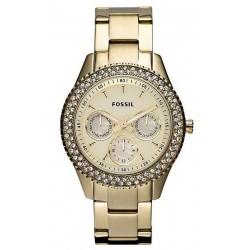 Buy Women's Fossil Watch Stella ES3101 Quartz Multifunction