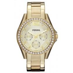 Buy Women's Fossil Watch Riley ES3203 Quartz Multifunction