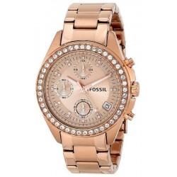 Buy Women's Fossil Watch Decker ES3352 Quartz Chronograph