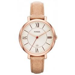 Buy Women's Fossil Watch Jacqueline ES3487 Quartz